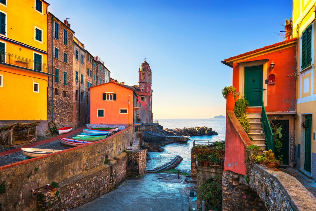 borghi della Liguria Tellaro