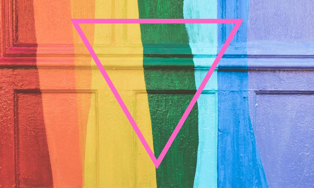 Il Triangolo rosa l'altro simbolo della resistenza gay