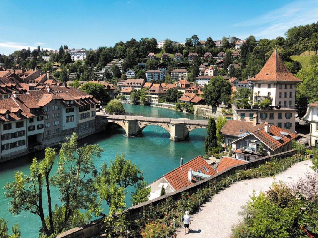 Berna, la città delle donne