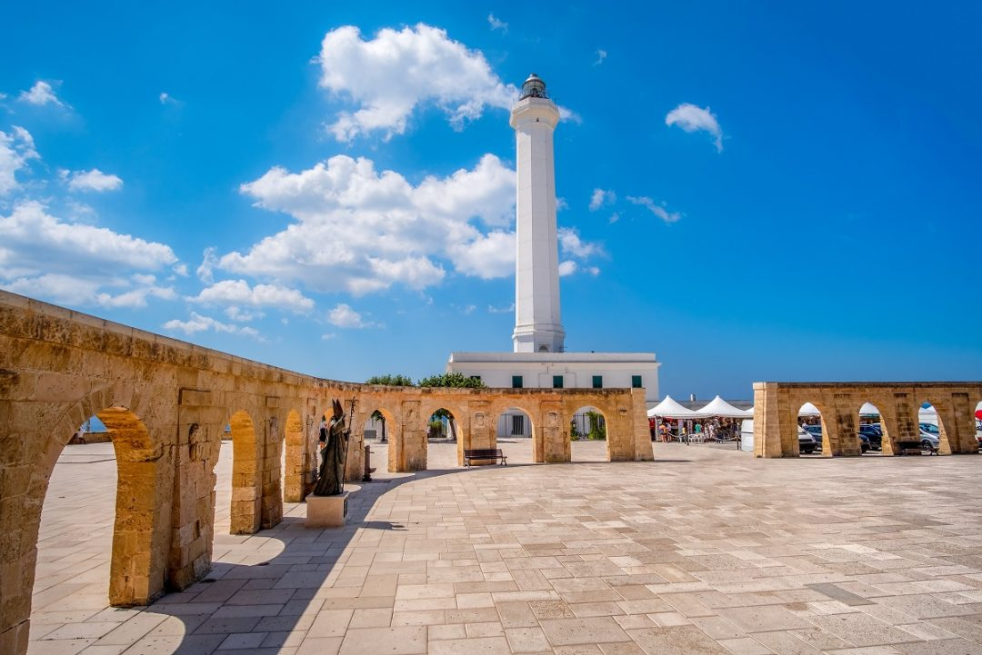 Santa Maria di Leuca, Castrignano del Capo, Lecce (Puglia)