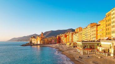 Liguria lungo la via Aurelia