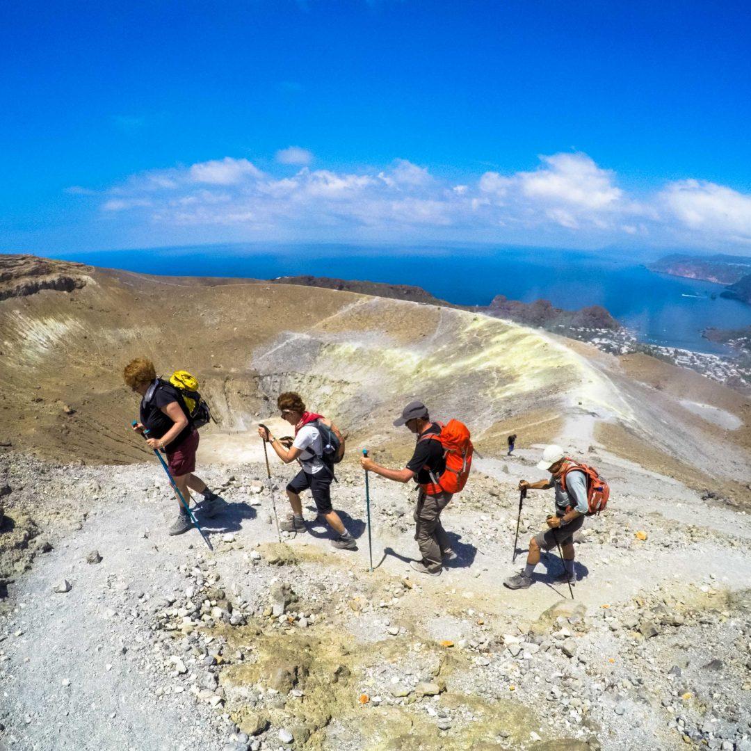 Trekking alle Eolie: sui sentieri selvaggi di Stromboli, Vulcano, Lipari e delle altre isole