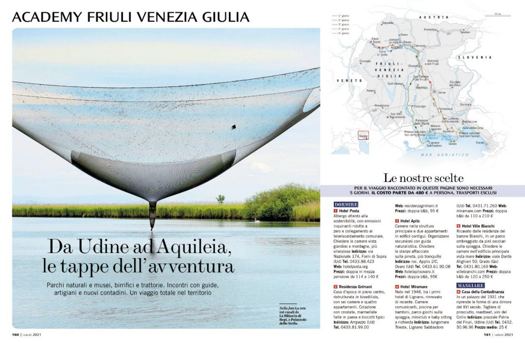 Dove Academy 2021: Friuli Venezia Giulia
