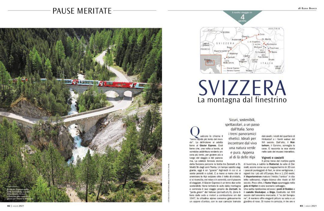 Pause meritate: Svizzera