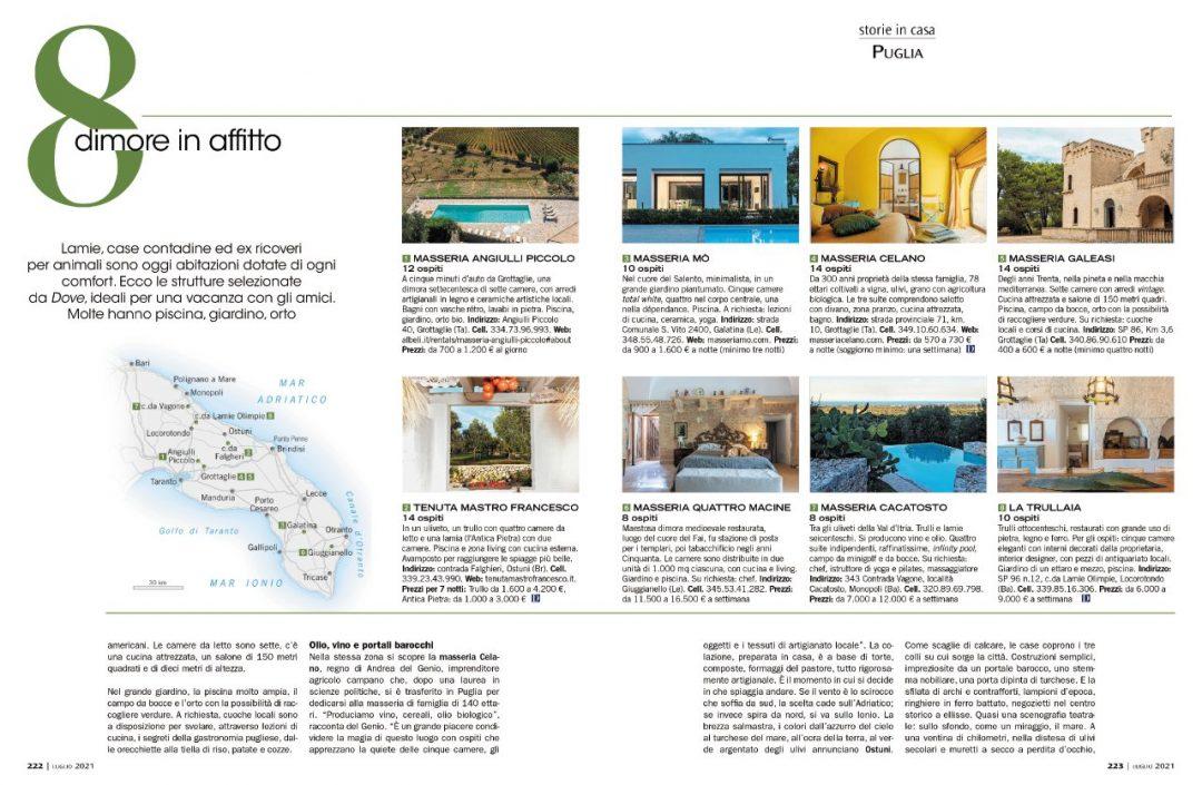 Storie in casa: Puglia