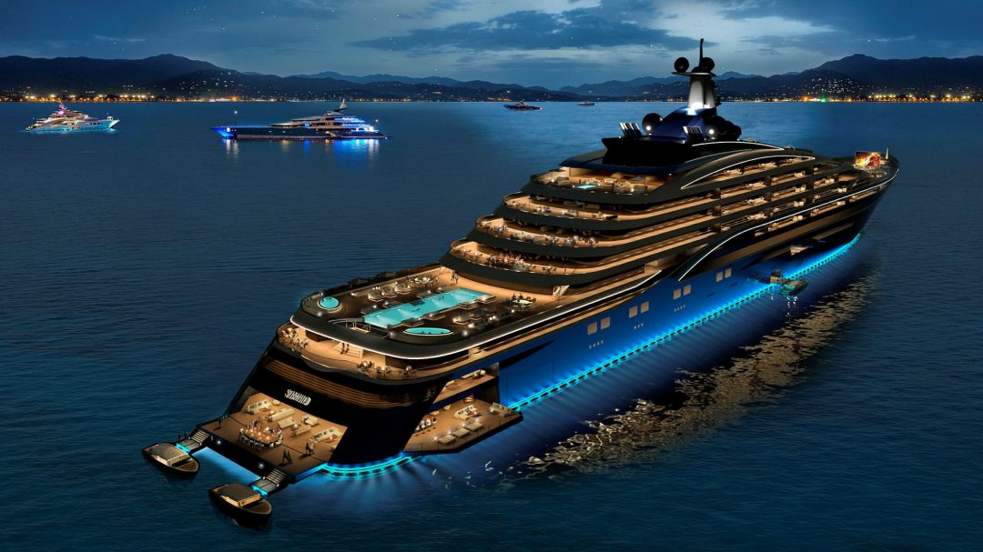 yacht più grande del mondo