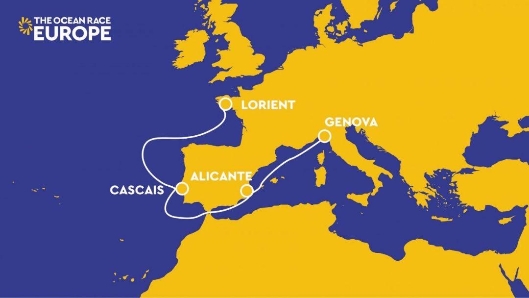 """Le emozioni della """"The Ocean Race Europe"""""""