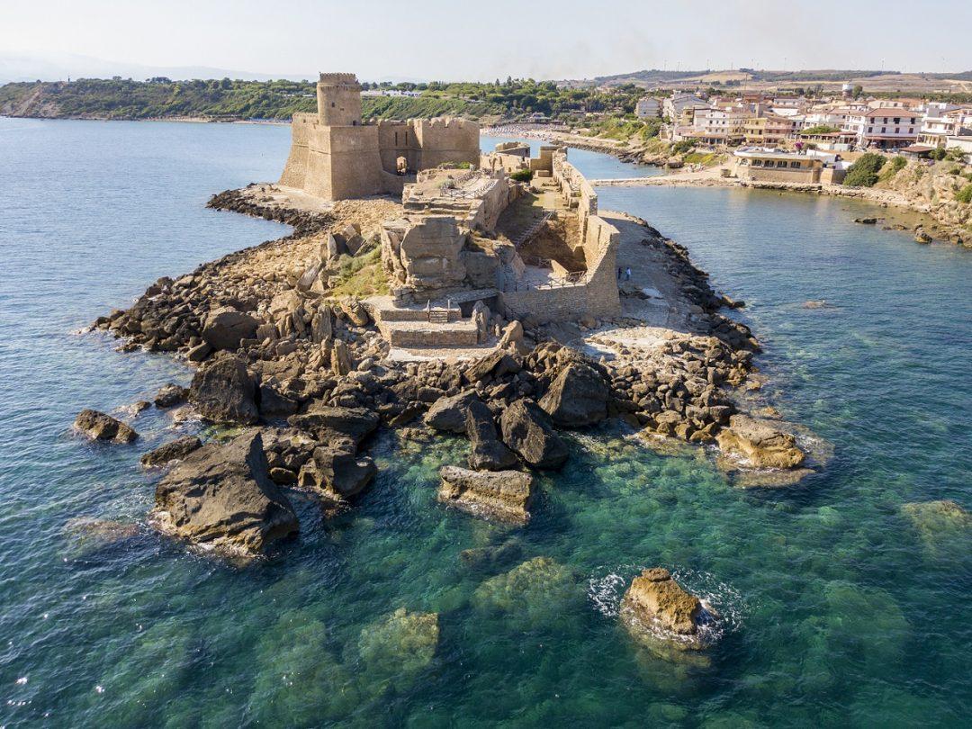 Le Castella, Crotone (Calabria)