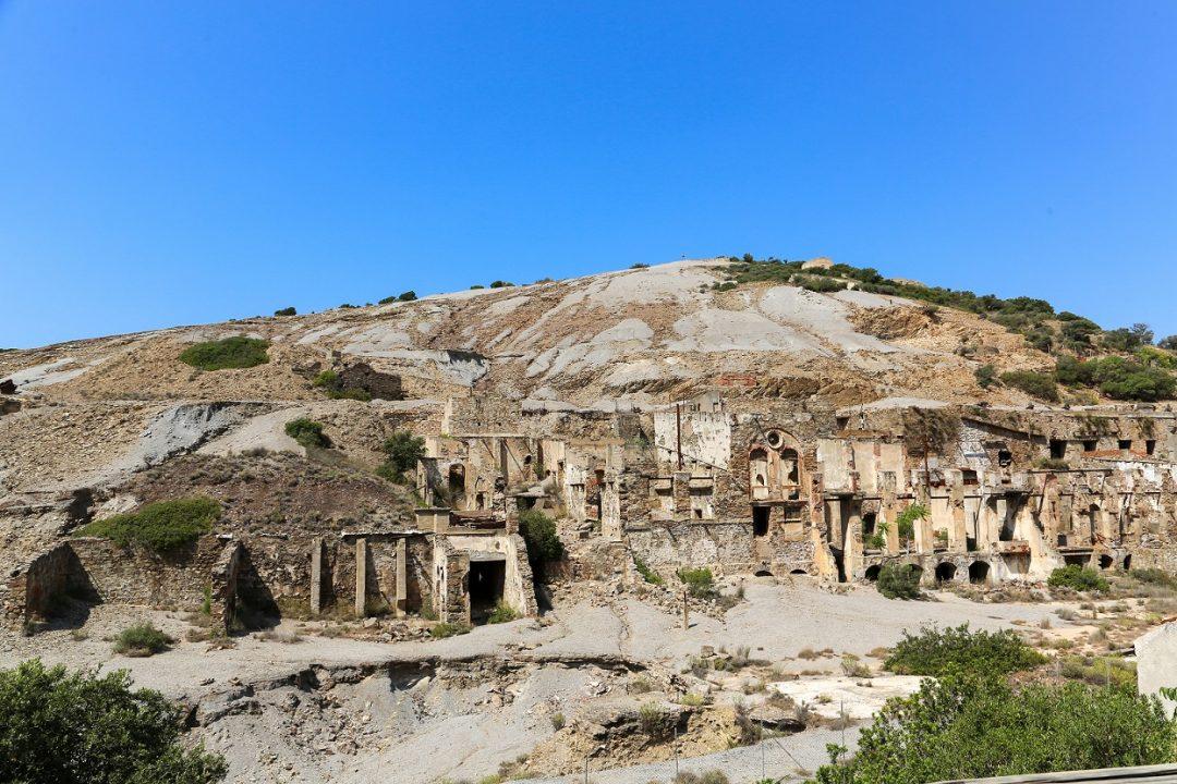 Miniera di Montevecchio, Medio Campidano