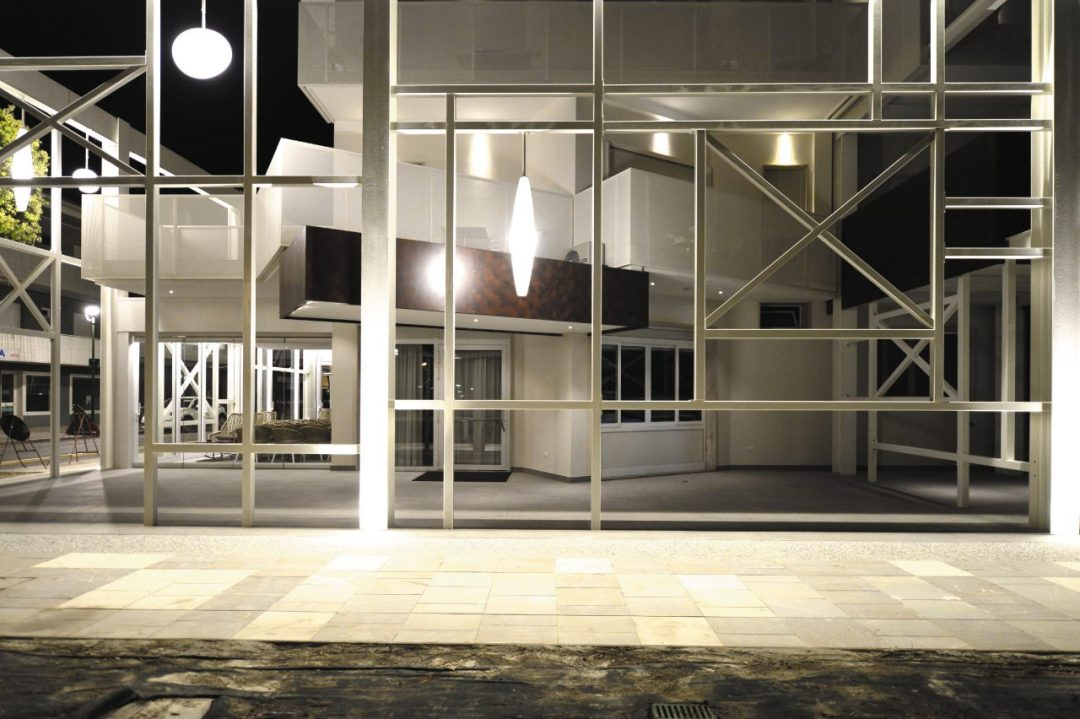 L'albergo a Lignano Sabbiadoro