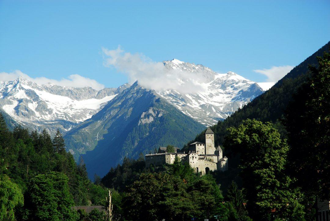 Rivivere il medioevo a Castel Taufers