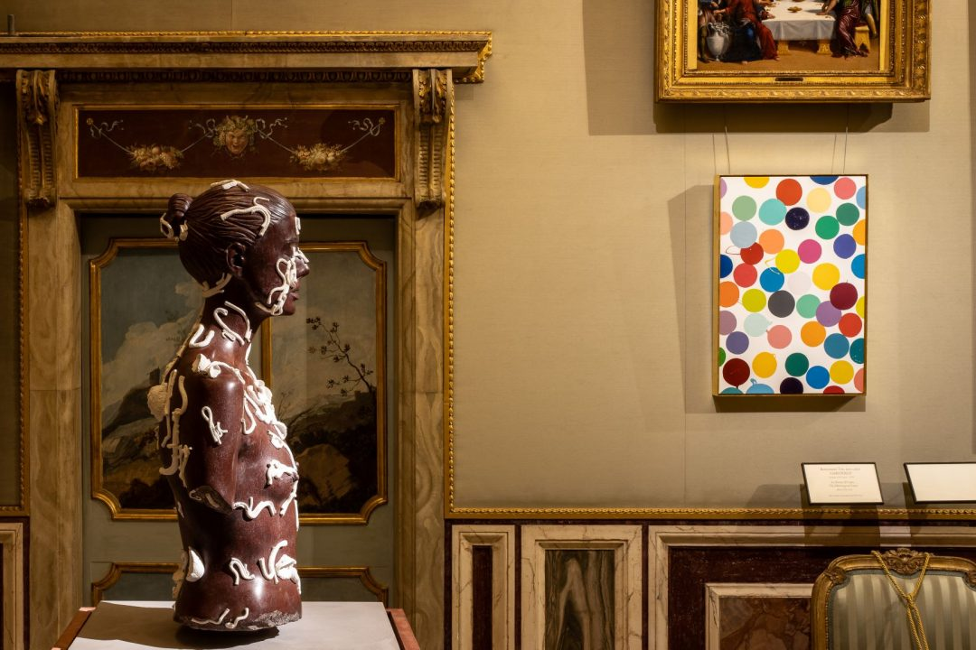 mostre estate 2021 Archaeology Now Damien Hirst Galleria Borghese Roma