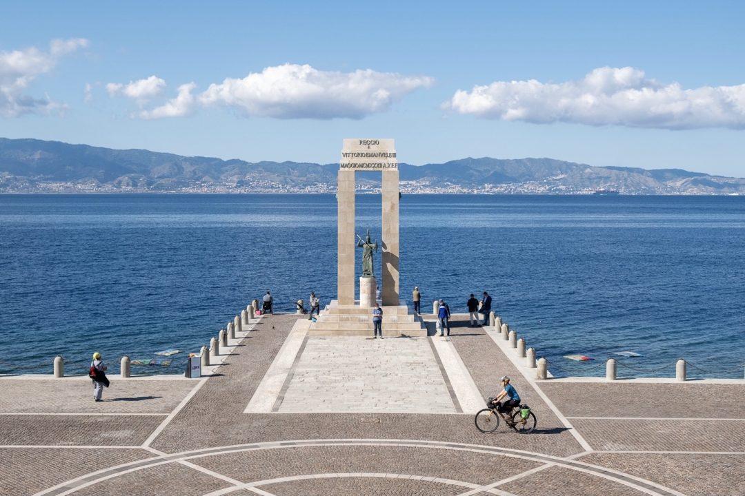 Ciclovia dei Parchi della Calabria: caratteristiche