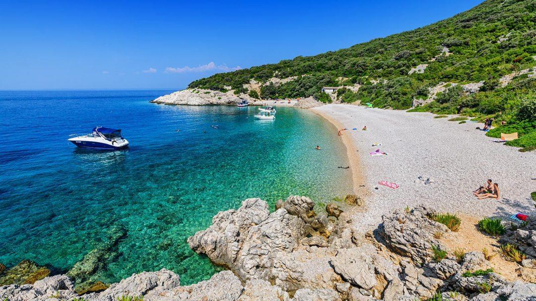 Spiagge Croazia Cres Quarnaro