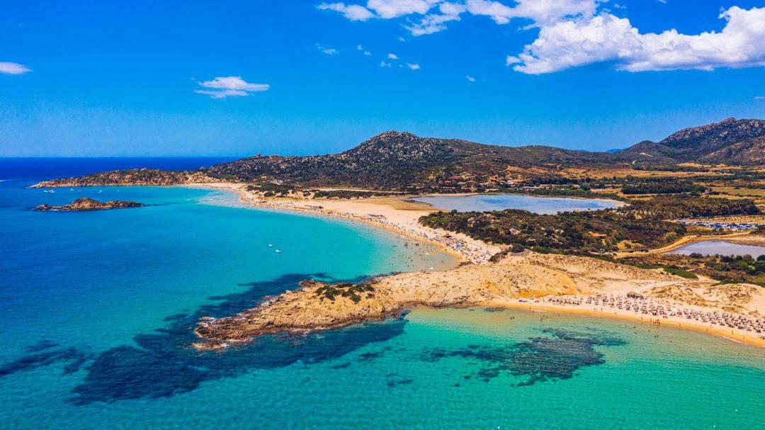 4. Litorale di Chia (Sud Sardegna)