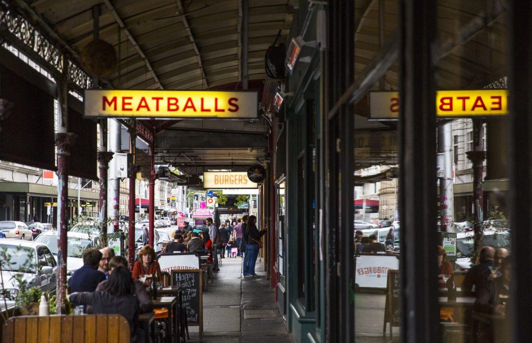 1° Smith Street, Melbourne (Australia)