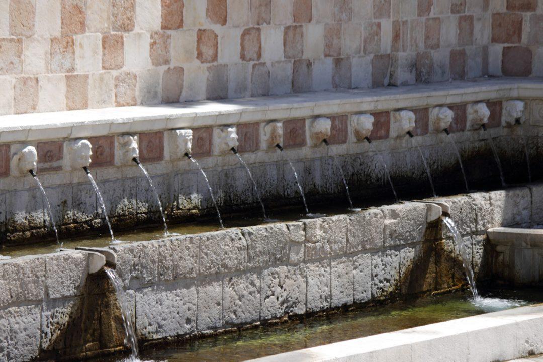 Fontana delle 99 Cannelle L'Aquila: