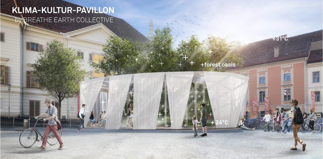 Graz, Klima Kultur Pavillon