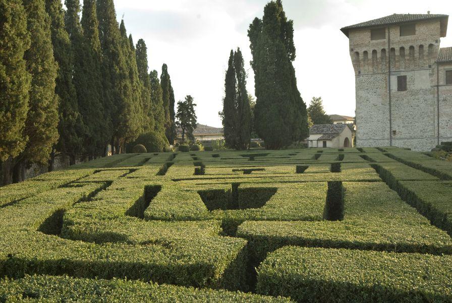 Castello Bufalini (Umbria)