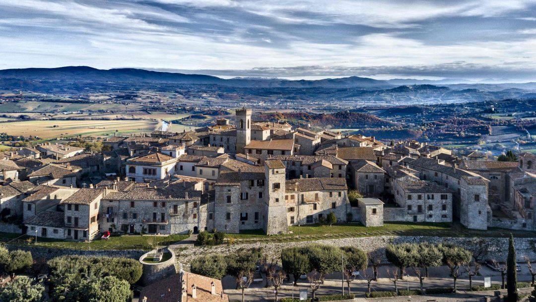Notte Romantica a Monte Castello di Vibio, provincia di Perugia, Umbria