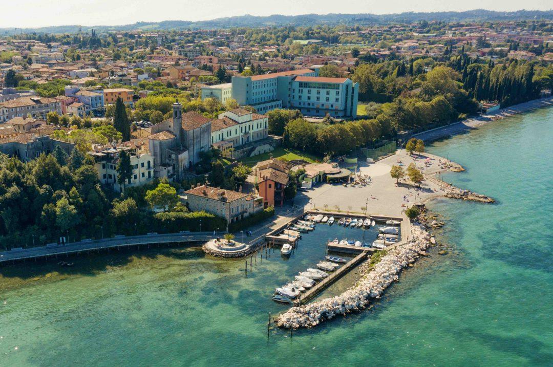 Spiaggia Porto di Rivoltella, Desenzano (Bs) - Lombardia