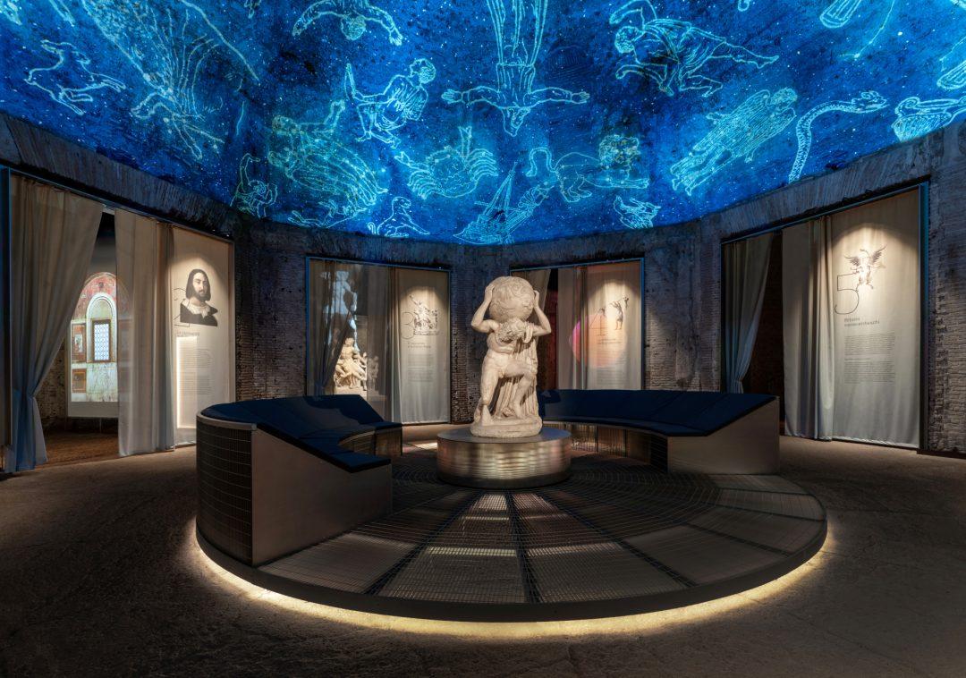 mostre estate 2021 Raffaello e la Domus Aurea. L'invenzione delle grottesche