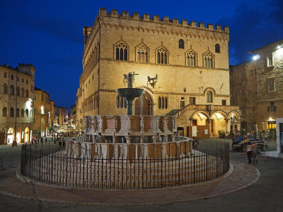 Fonte Maggiore Perugia