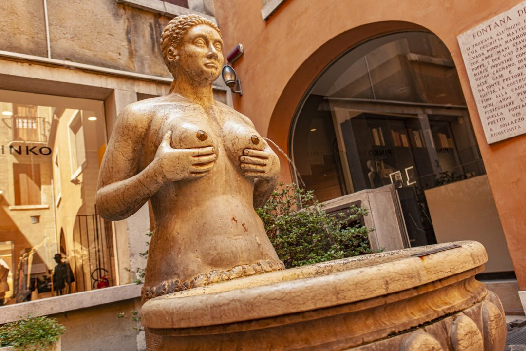 Fontana delle Tette Treviso