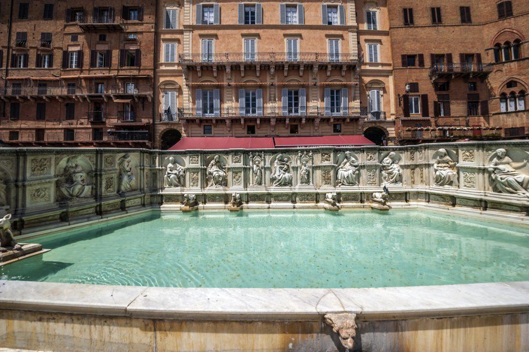 Fonte Gaia Siena