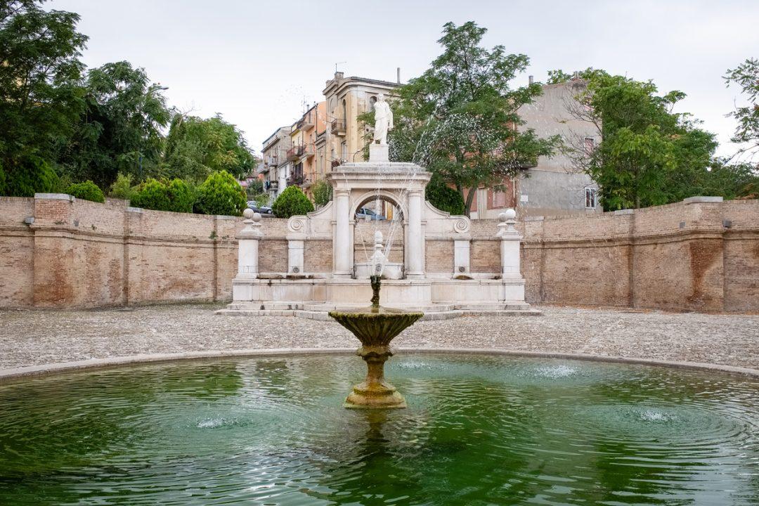 Fontana Cavallina Genzano di Lucania