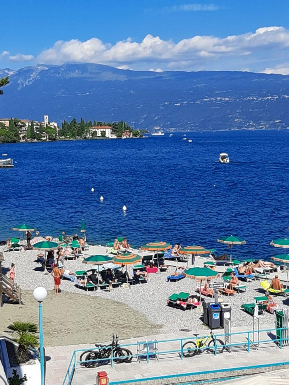 Spiaggia del Casinò, Gardone Riviera (Bs) - Lombardia