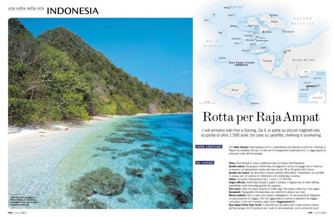 Una volta nella vita: Indonesia
