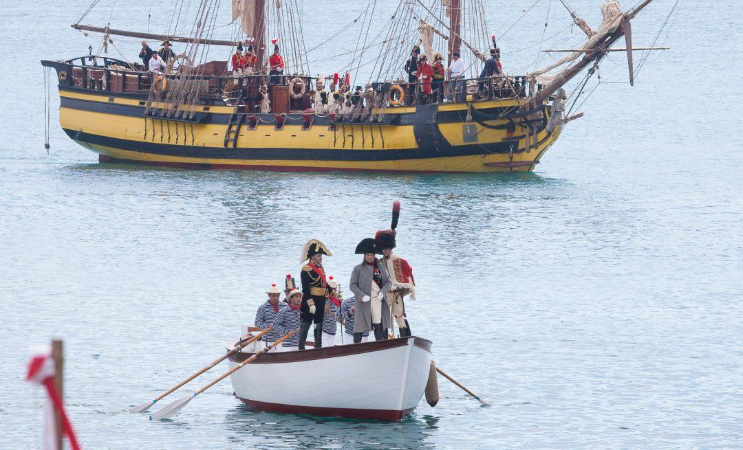Isola d'Elba 2021 festeggiamenti per il bicentenario di Napoleone