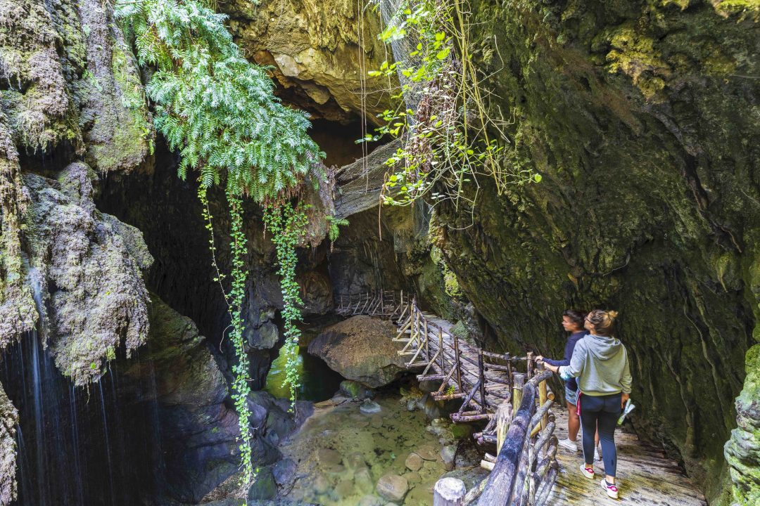 Parco delle Grotte del Caglieron