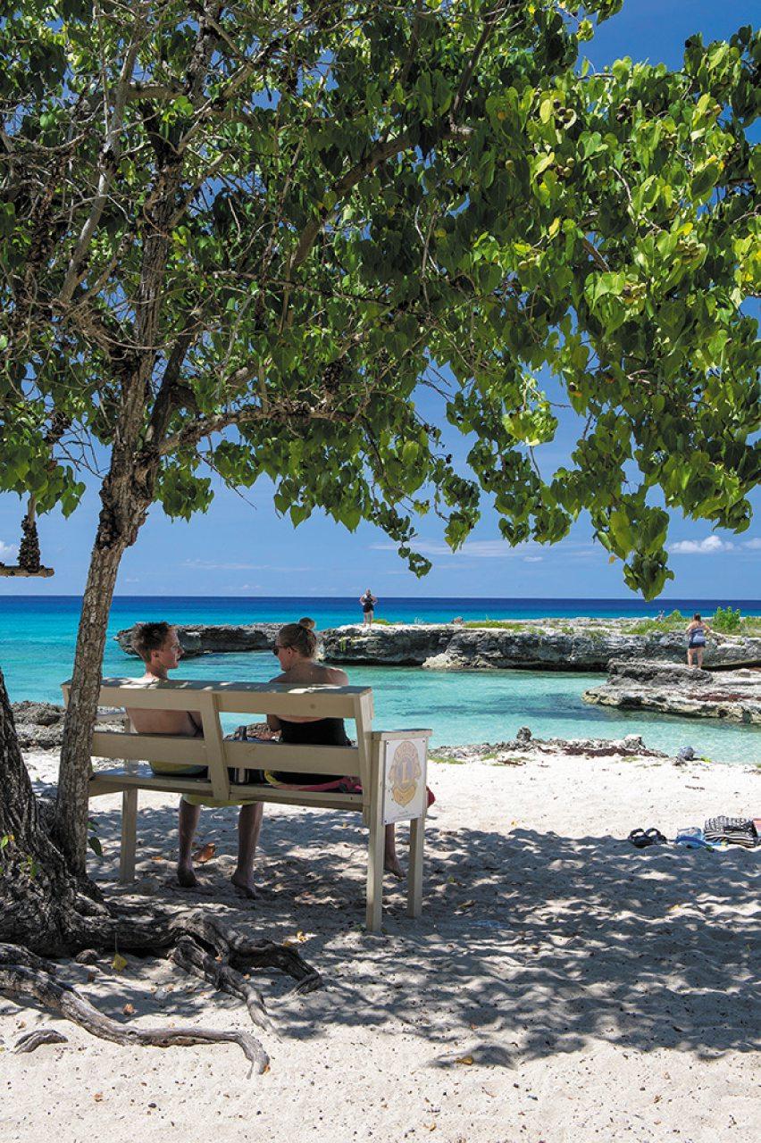 Come muoversi alle Isole Cayman