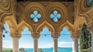 laghi di brescia cosa vedere? Villa Cavazza, a Isola del Garda. L'isola è la sede di In Wonder(is)land, una mostra del nuovo Mai Museum fondato dall'artista italo-brasiliana Vera Uberti.