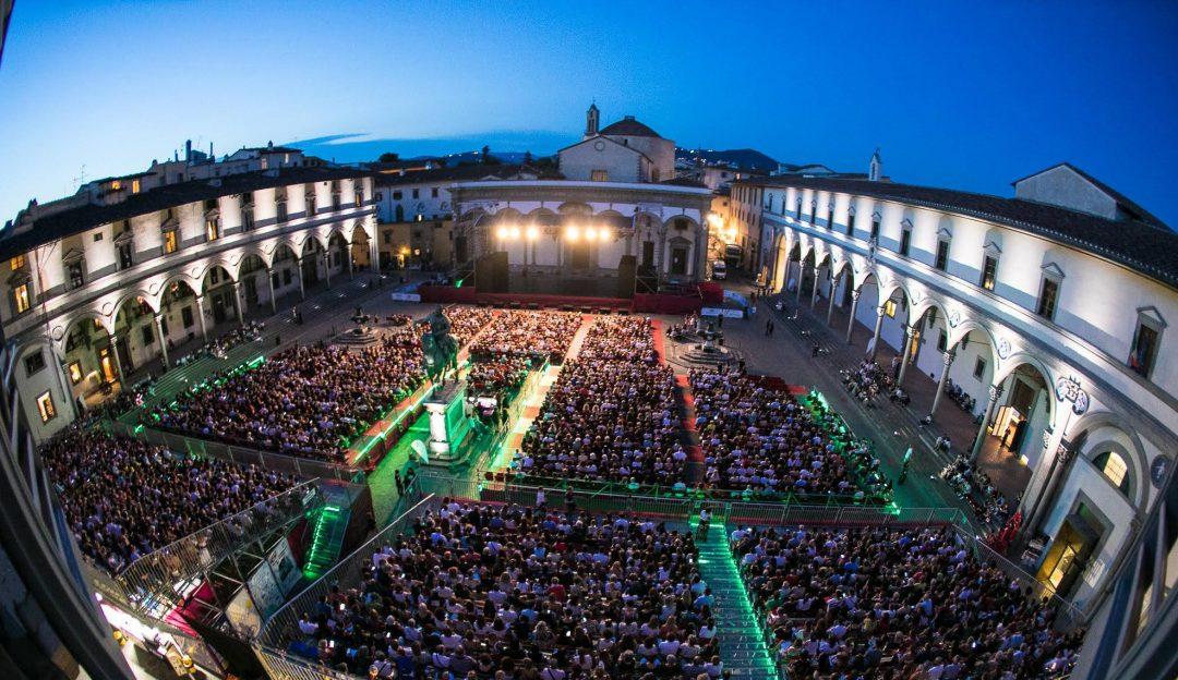 Musart Festival Firenze piazza della Santissima Annunziata