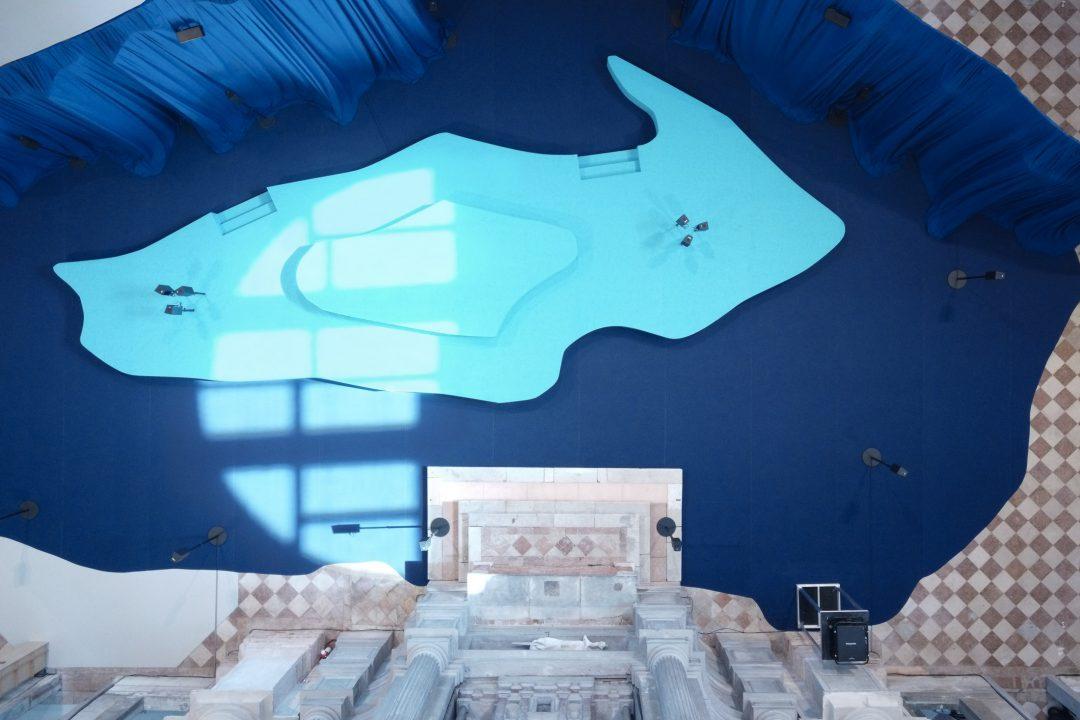Mostre estate 2021: Taloi Havini, Ocean Space, chiesa di San Lorenzo Venezia
