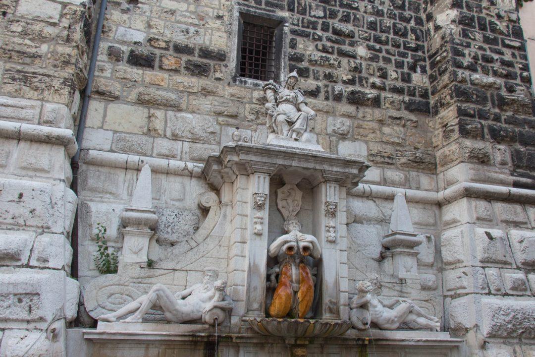 fontana della Pallata Brescia