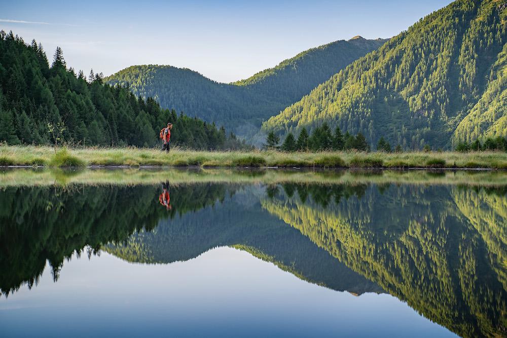 Val Di Sole trentino vacanza gratis estate