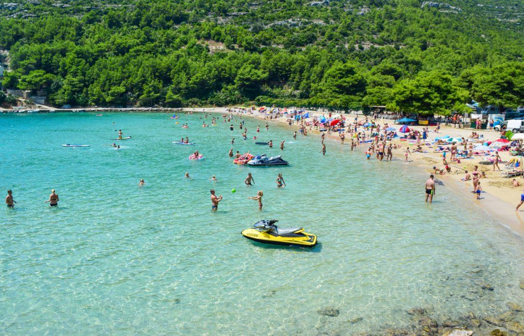 spiagge Croazia Prapratno