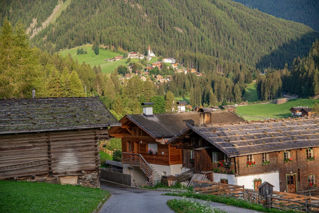 Santa Gertrude Alto Adige