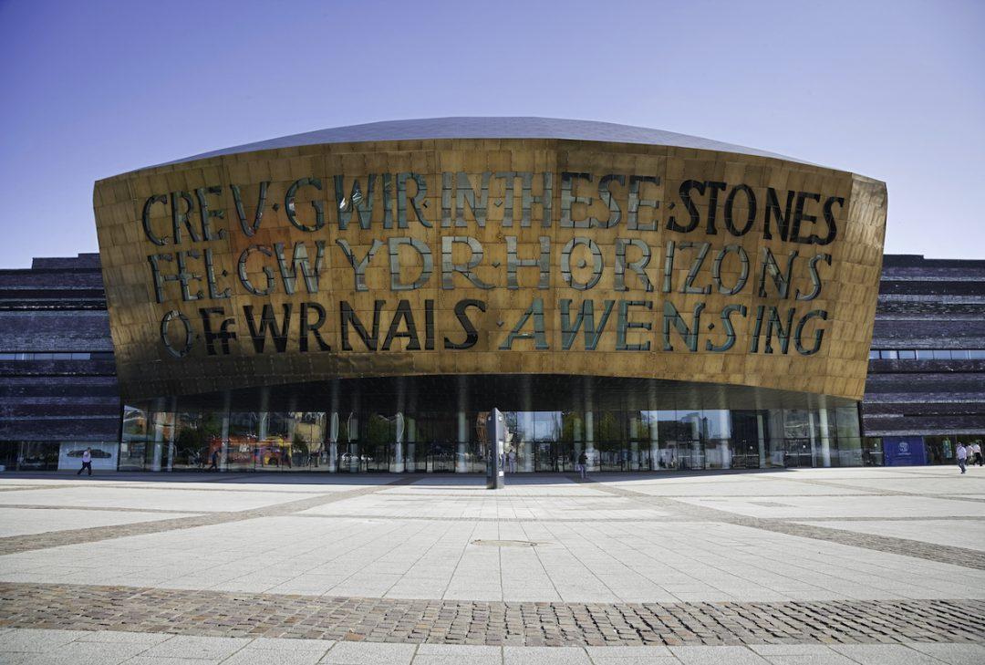 La capitale Cardiff