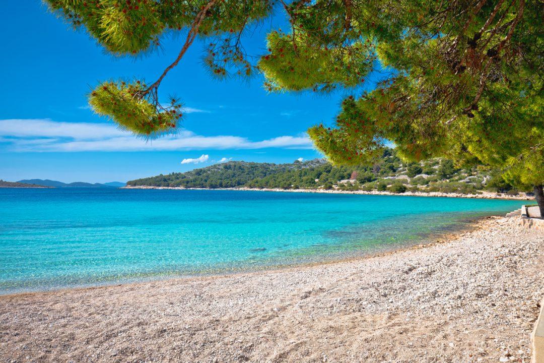 spiagge Croazia Slanica Murter