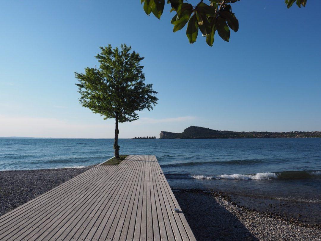 Spiaggia Porto San Felice, San Felice del Benaco (Bs) - Lombardia