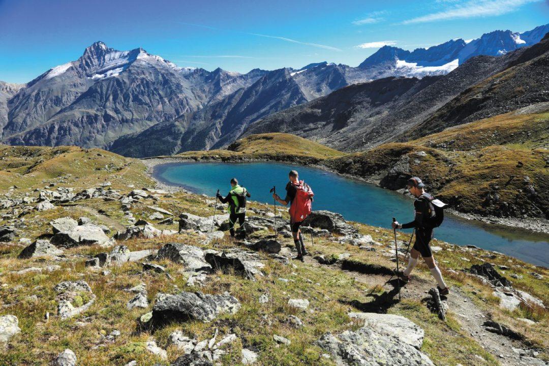 Alte Vie in Valle d'Aosta: la pausa meritata nella natura