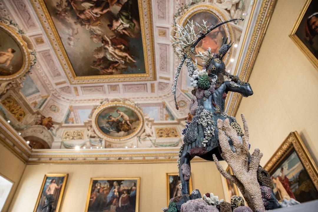 mostre estate 2021 Damien Hirst Galleria Borghese