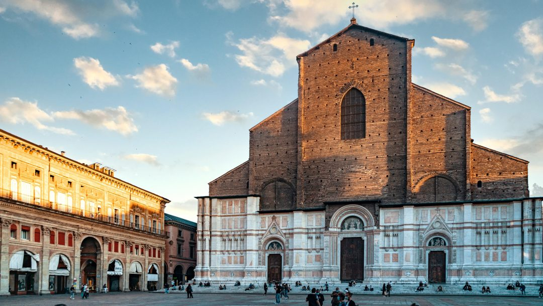piazza Maggiore Bologna