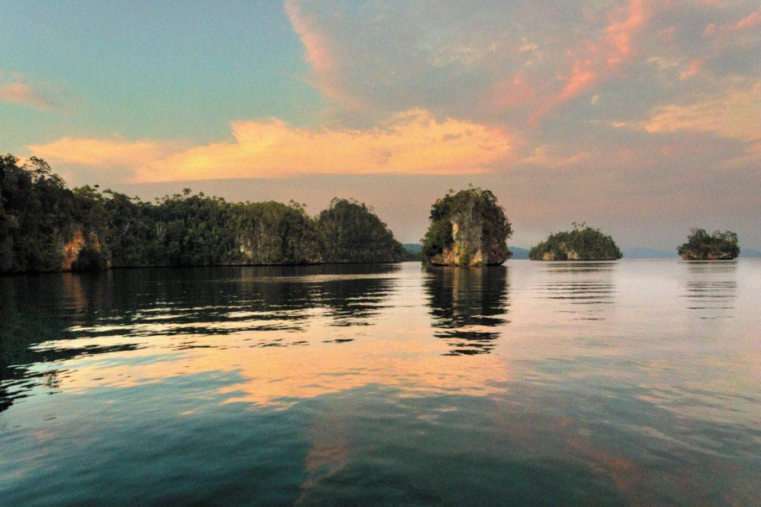 Raja Ampat, un selvaggio Eden in Indonesia