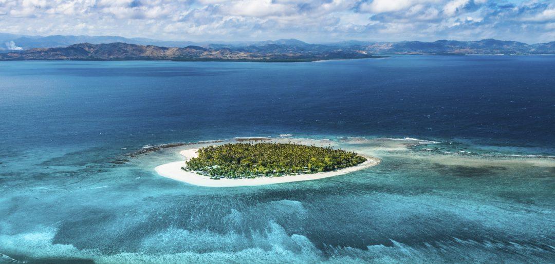 Tavarua barriera corallina più bella per fare snorkeling